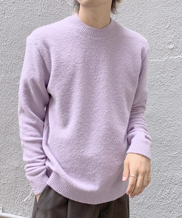 Christian Wijnants KONRAD KNIT LILAC