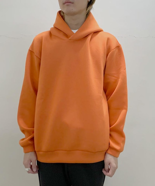 CURLY BROMLEY POPARKA ORANGE