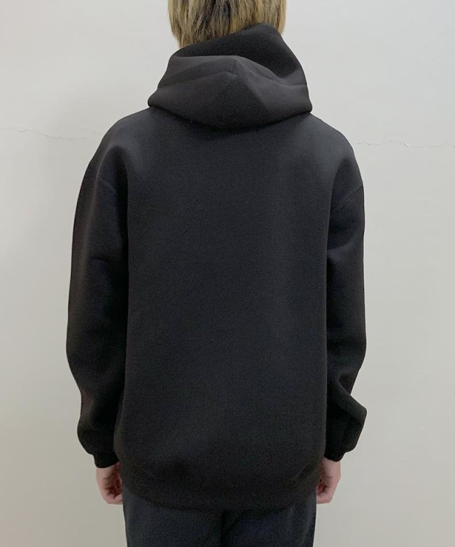 CURLY BROMLEY POPARKA BLACK