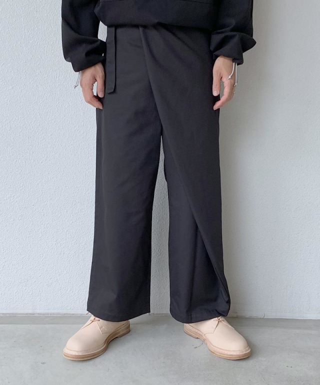 tence salon wrap pant hole