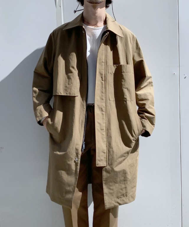 3.1 Phillip Lim LIGHTWEIGHT MAC brown