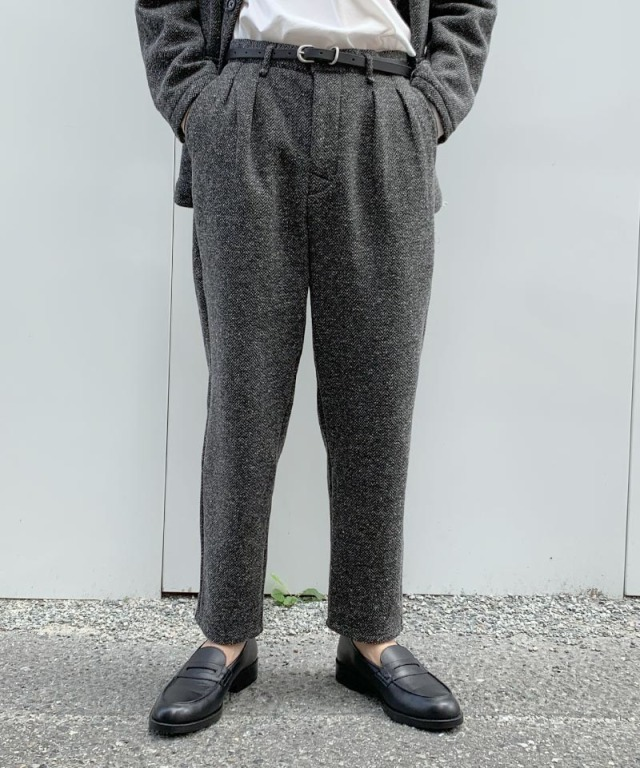 CURLY BLEEKER HB WD TROUSERS BLACK HB