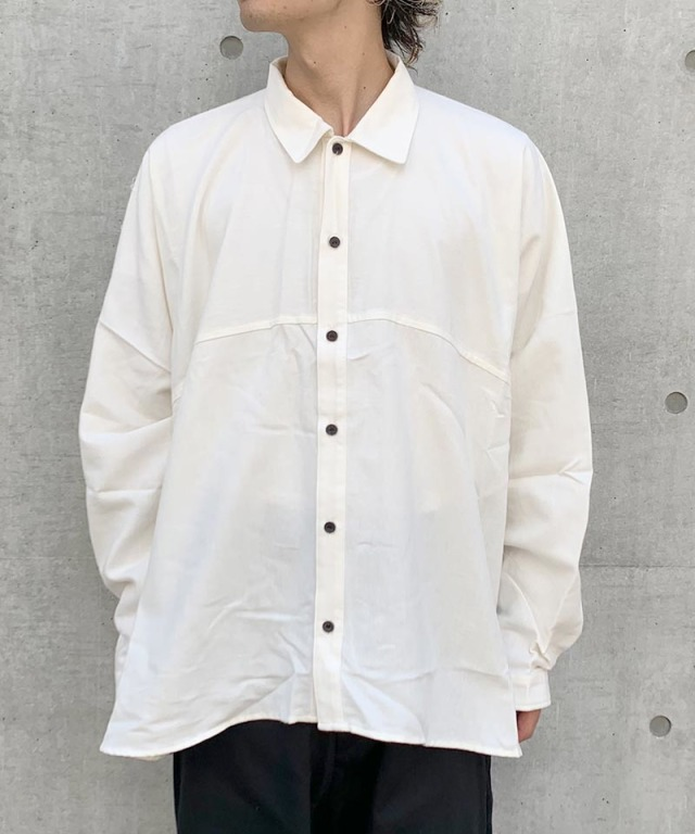O project LS SHIRTS FLANNEL KINARI