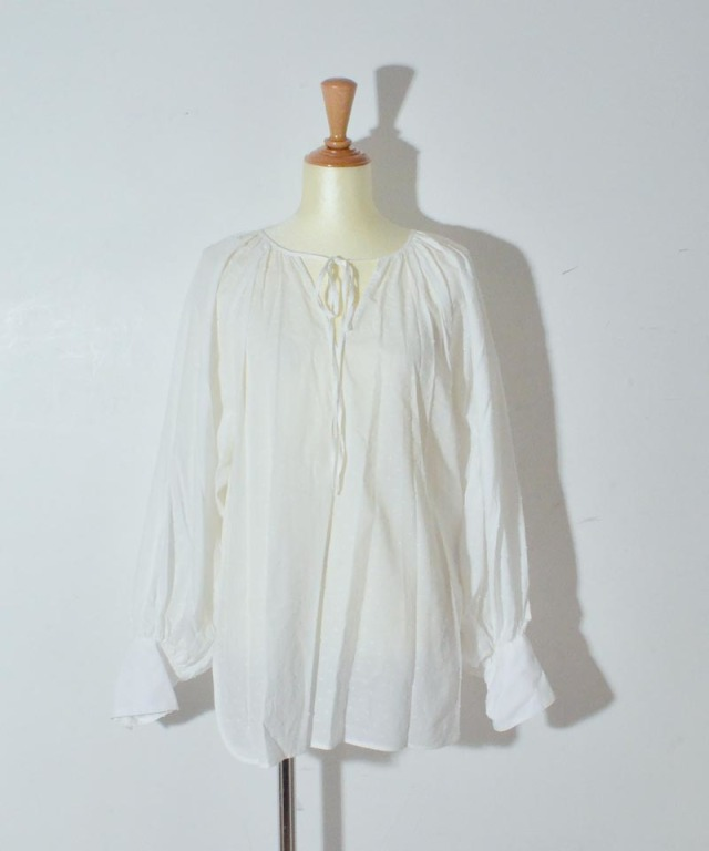 Uhr Dot Blouse white