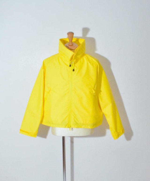 PHINGERIN SHED RAN JACKET B:YELLOW