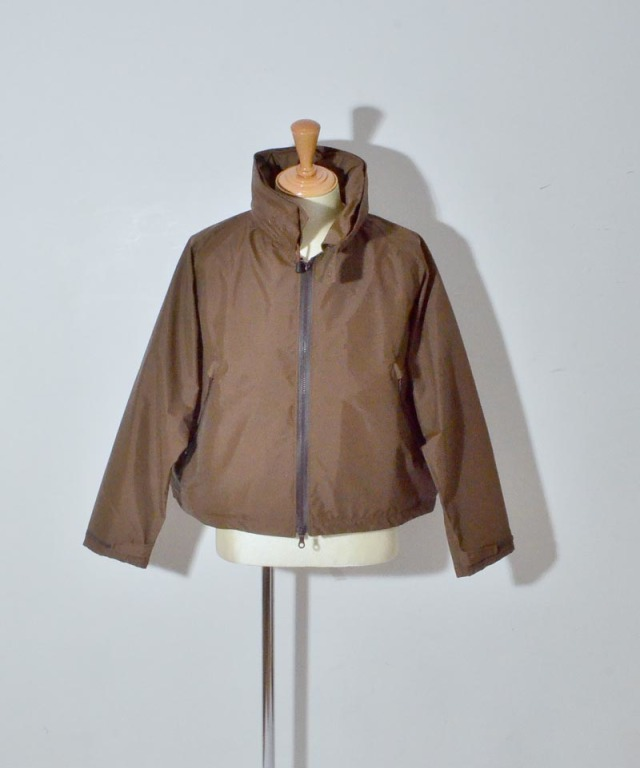 PHINGERIN SHED RAN JACKET F:BROWN