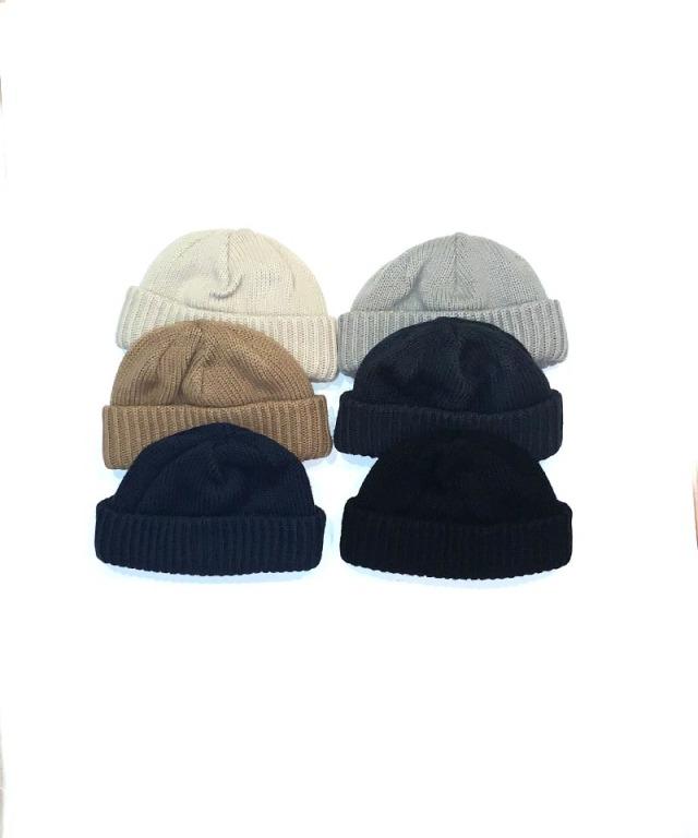 crepuscule knit cap Oatmeal