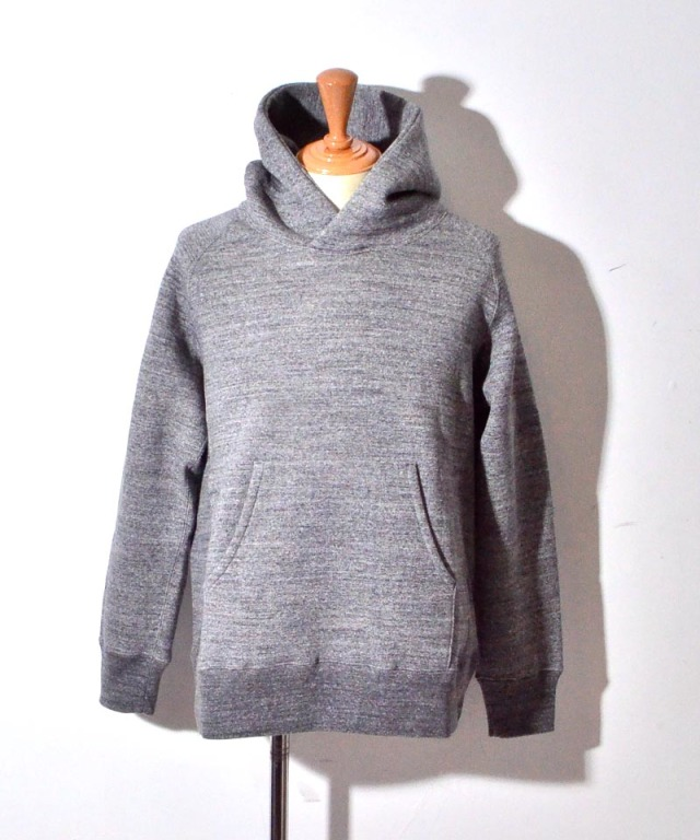 CURLY RAFFY PO PARKA CHARCOAL