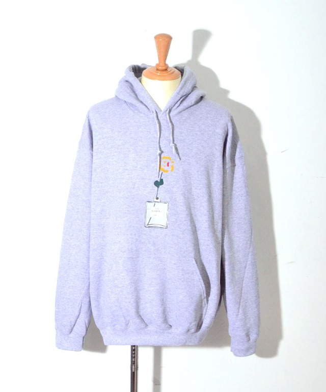 kurry exclusive HOODY GRAY