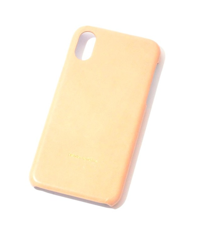 Hender Scheme iphone case X natural