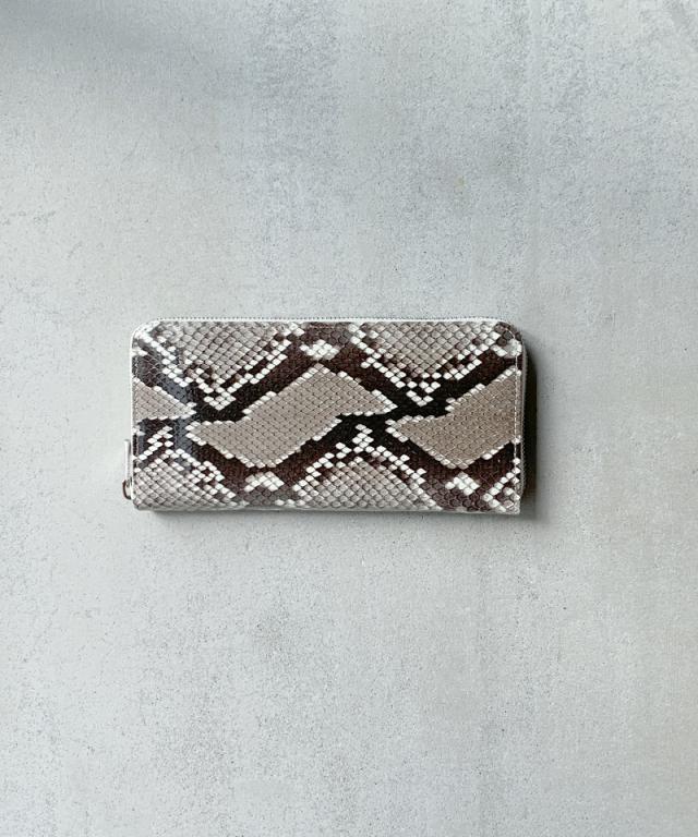 Hender Scheme python long zip purse natural python