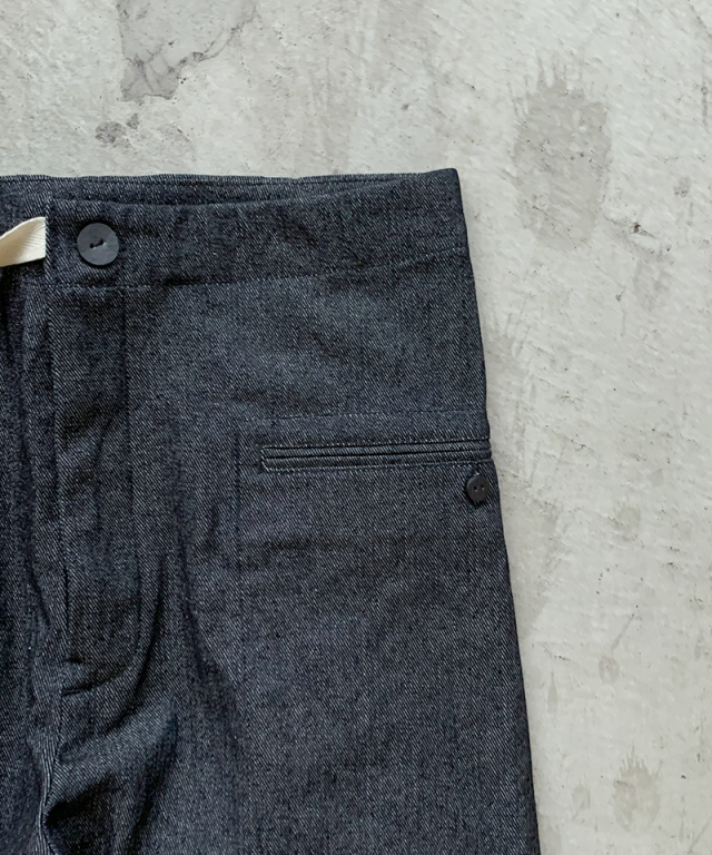 EASY TO WEAR DENIM PANTS 10oz DENIM