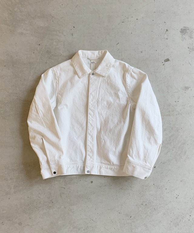 saby 140Z BINGO DENIM-G.JAN- WHITE