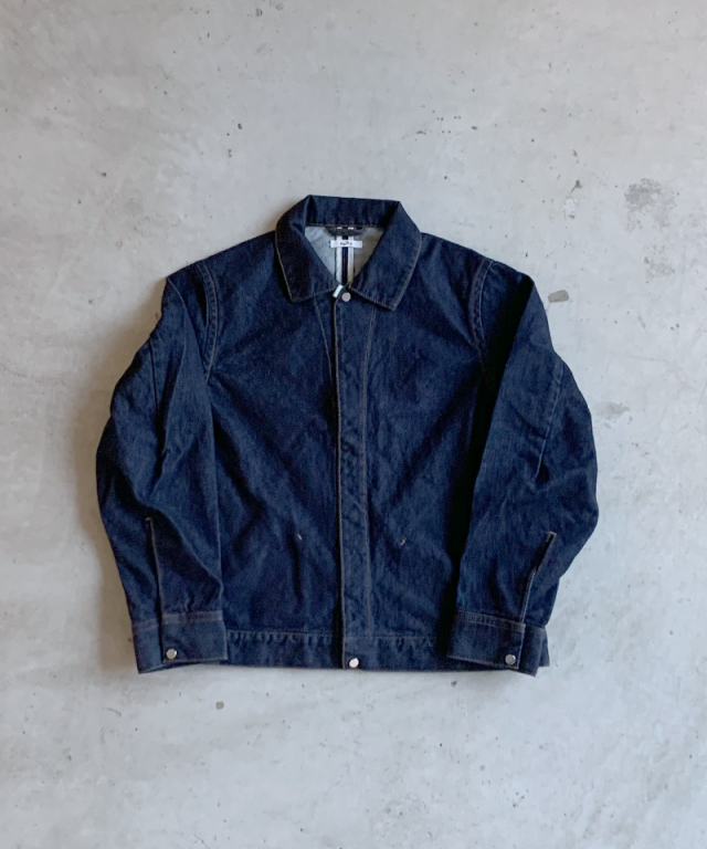 saby 140Z BINGO DENIM-G.JAN- INDIGO