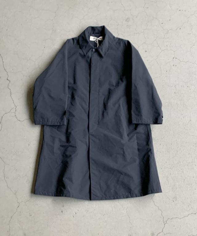 POLYPLOID LONG COAT B BLACK