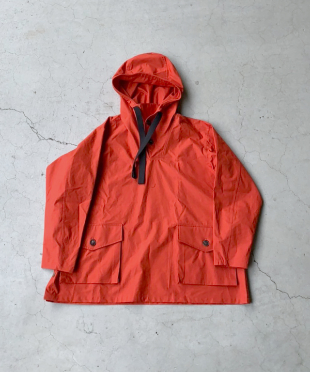 QUILP STARKEY Parka RED