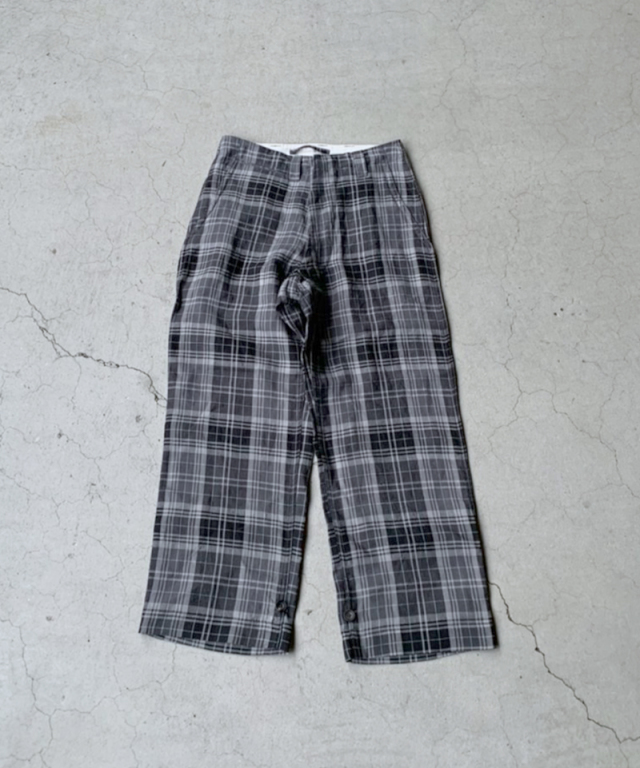 QUILP CARTER Trousers CHECK