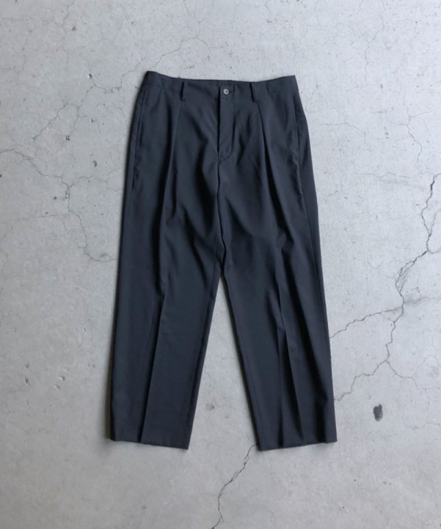POLYPLOID TACK SUIT PANTS C