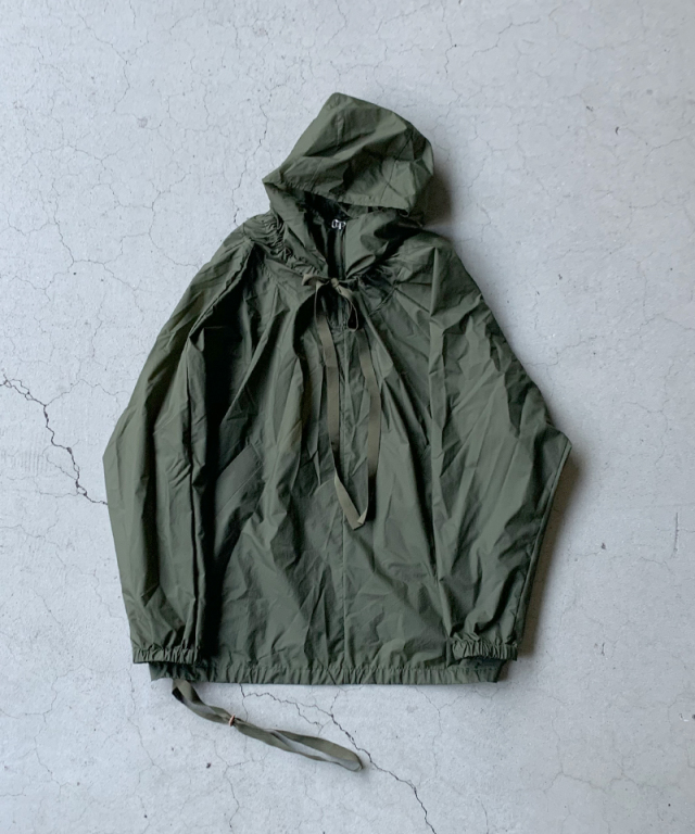 POLYPLOID PONCHO C OLIVE