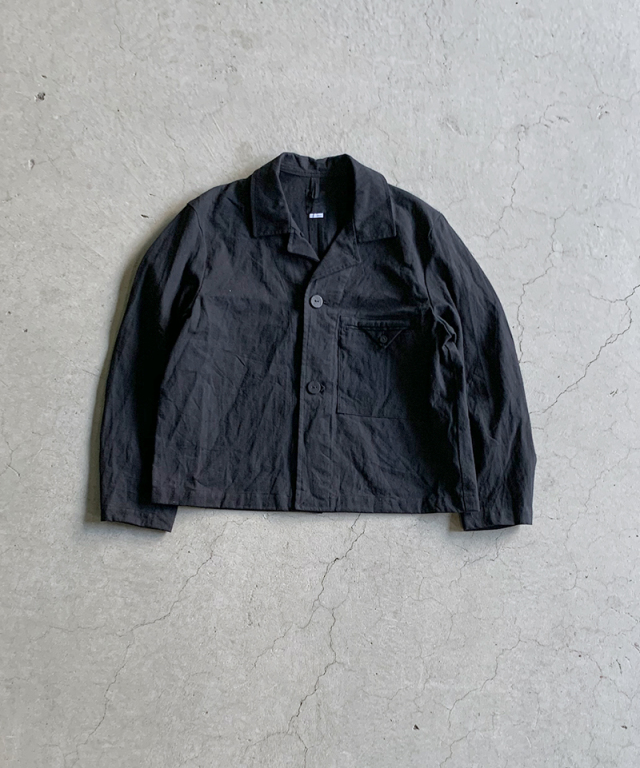EASY TO WEAR LINEN CANVAS JACKET