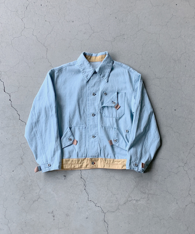 PHINGERIN SOUTY COVERALL