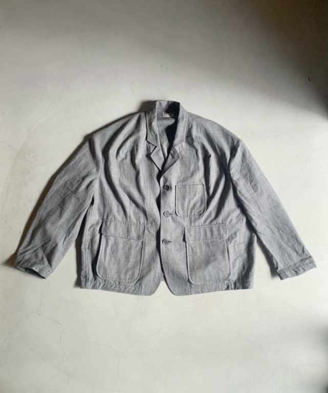 HOMELESS TAILOR SAMO JACKET グレンCH
