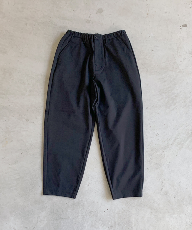 CURLY BREECKER WD TROUSERS BLACK