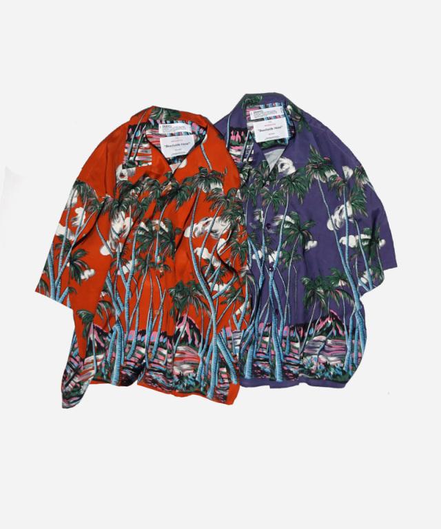 DAIRIKU INTERMISSINAloha Shirt