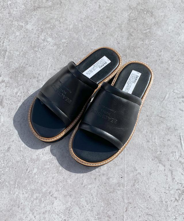DAIRIKU Slipper For Guests Black