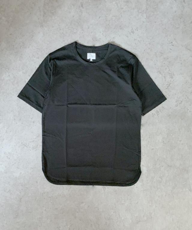 CURLY SDH HS CN TEE BLACK