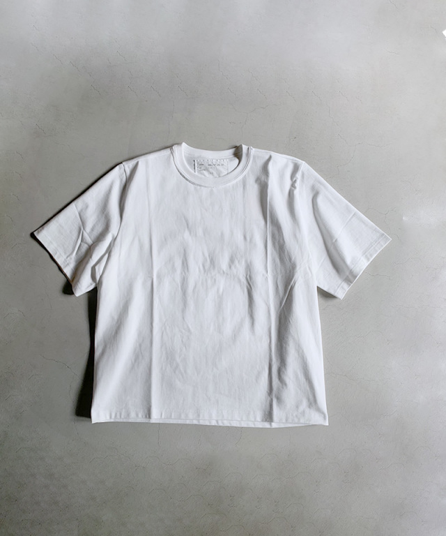 CAMIEL FORTGENS TEES WHITE