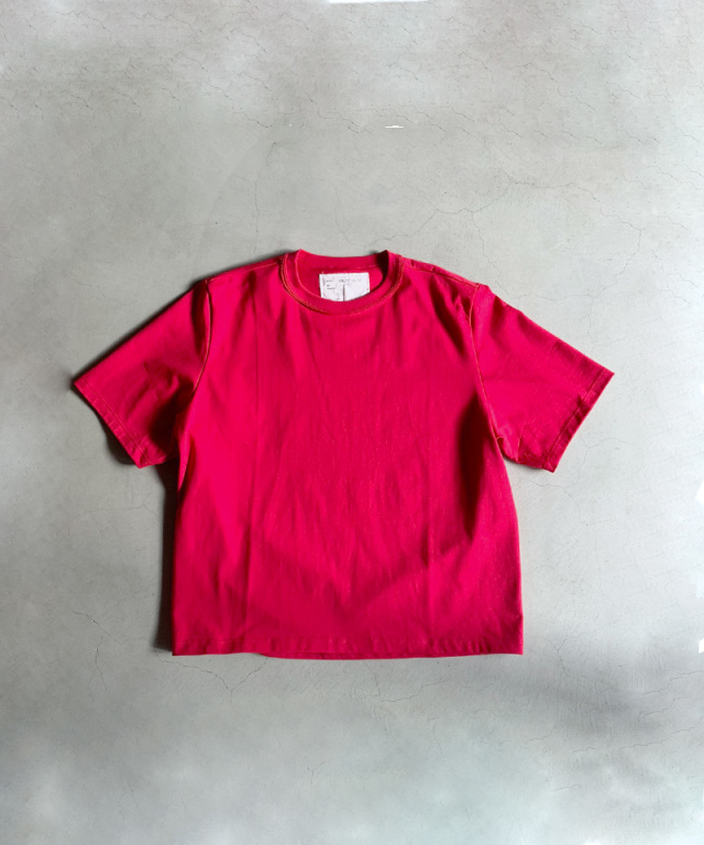 CAMIEL FORTGENS TEES RED