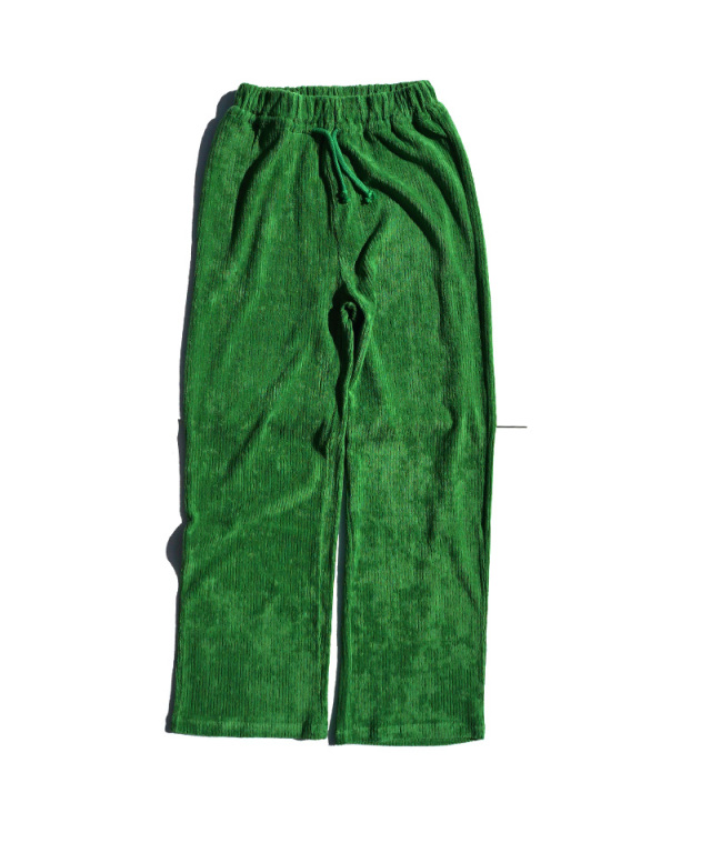 BASERANGE DOUGLAS PANTS GRASS GREEN
