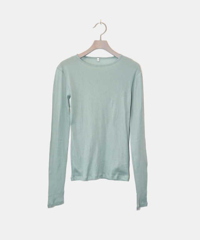 BASERANGE PUIG LONG SLEEVE TORNA BLUE