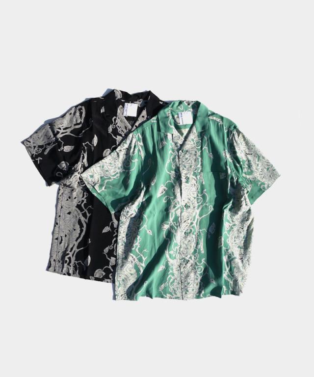 BRU NA BOINNE ジャックシャツ