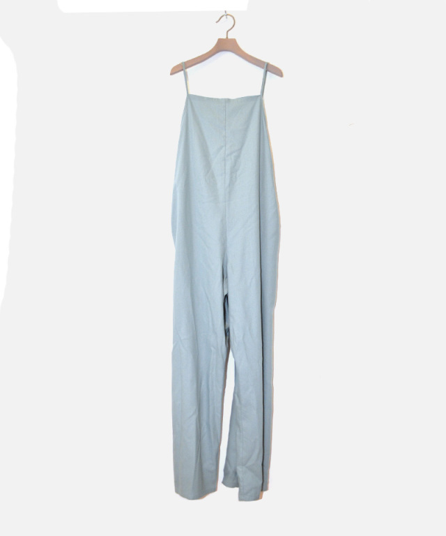 BASERANGE YUMI JUMP SUITS BUJA BLUE