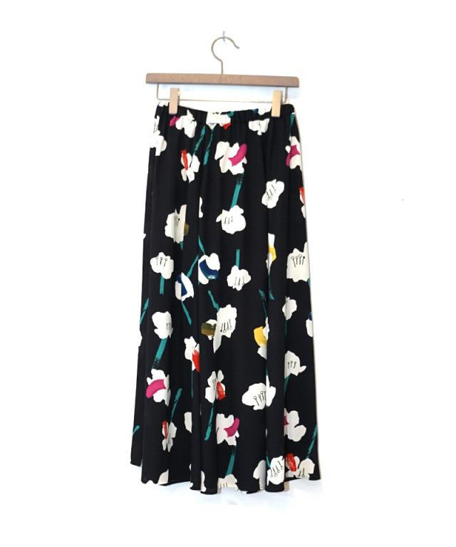 WANDERUNG 花柄スカート