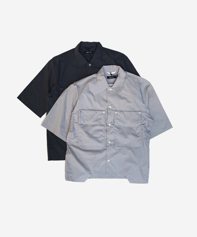PORTVEL SHIRT S/S  - Mens