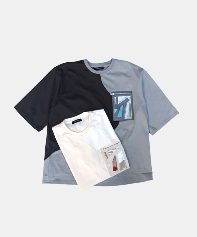 PORTVEL WELDER POCKET TEE S/S  - Mens