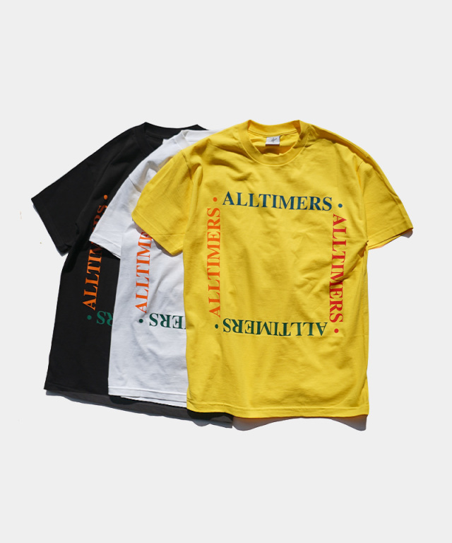 Alltimers Box Em Out Tee