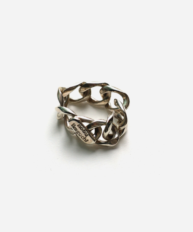 nobu ikeguchi RING NO.111 silve