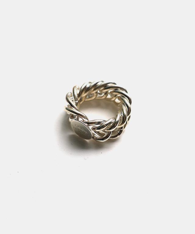 nobu ikeguchi RING NO.308 silver