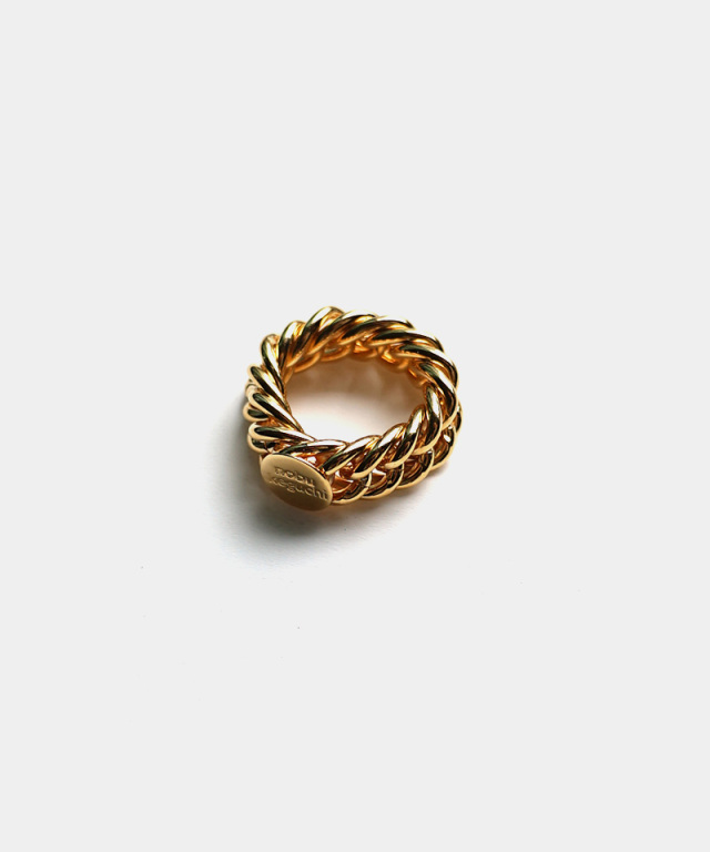 nobu ikeguchi RING NO.309 gold