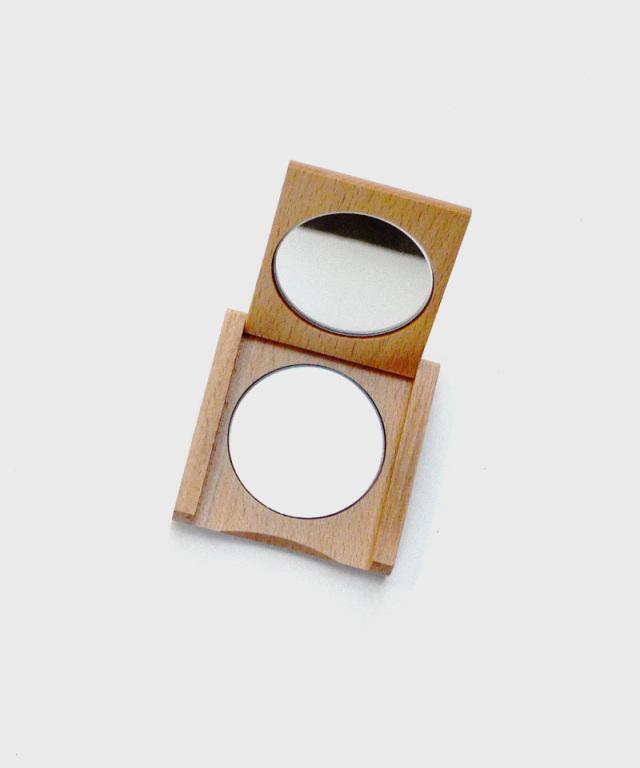 KOST KAMM Pocket Glass Waxed beech wood / 50mm