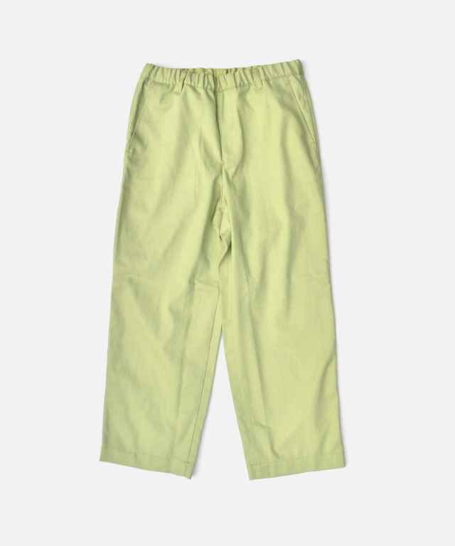 HEALTH EASY PANTS #3 ライトグリーン