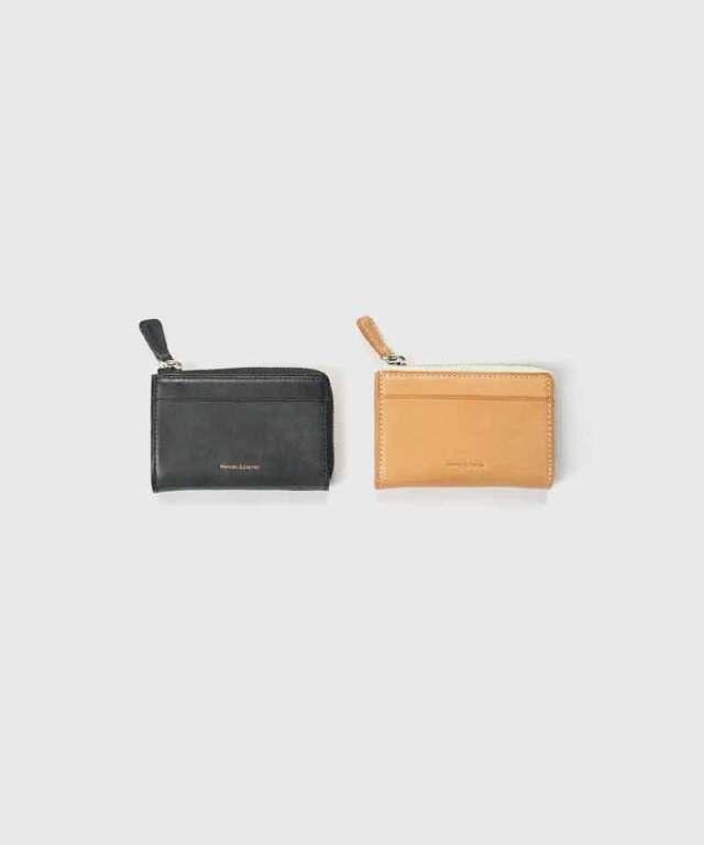 Hender Scheme mini purse natural