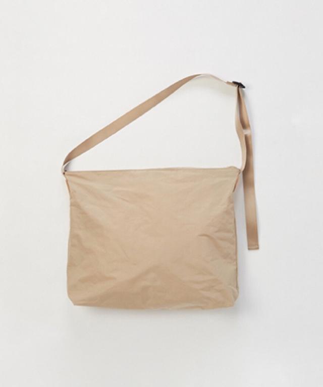 Hender Scheme all purpose shoulder bag beige
