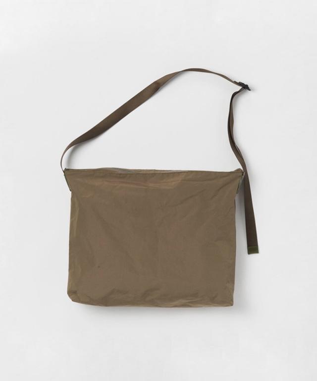 Hender Scheme all purpose shoulder bag khaki olive