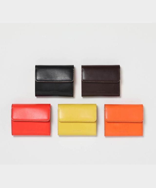 Hender Scheme bellows wallet black