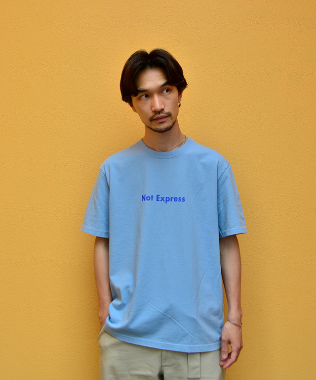 LAUGH & BE RE LAX S/S TEE OUT